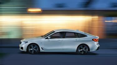 BMW 6-series GT - profile