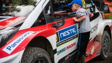 WRC Rally Finland - Yaris