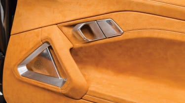 BMW Z4 Concept - door card