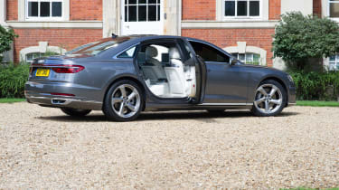 Audi A8 UK - rear door