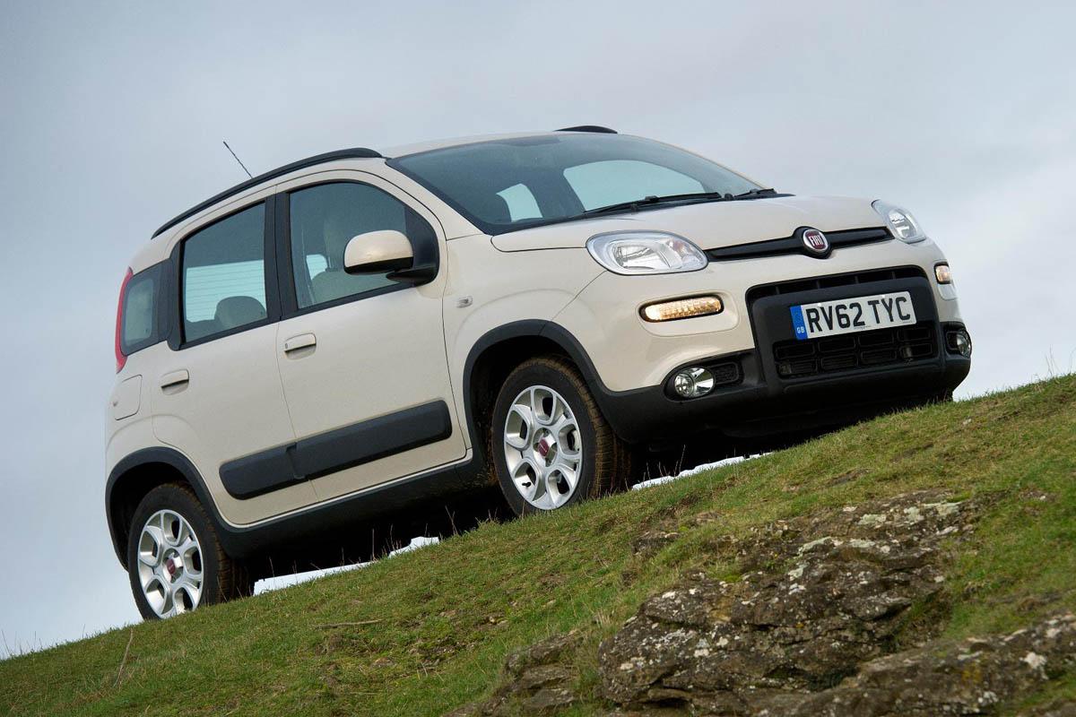 2013 Fiat Panda Trekking Review Evo