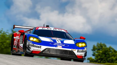 WEC 2017 - Ford GT