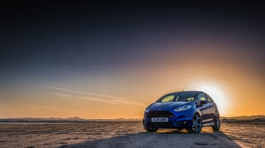Supermini hot hatch - fiesta