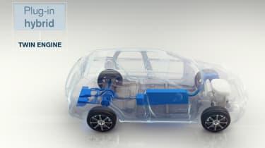 Volvo EV announcement - Twin