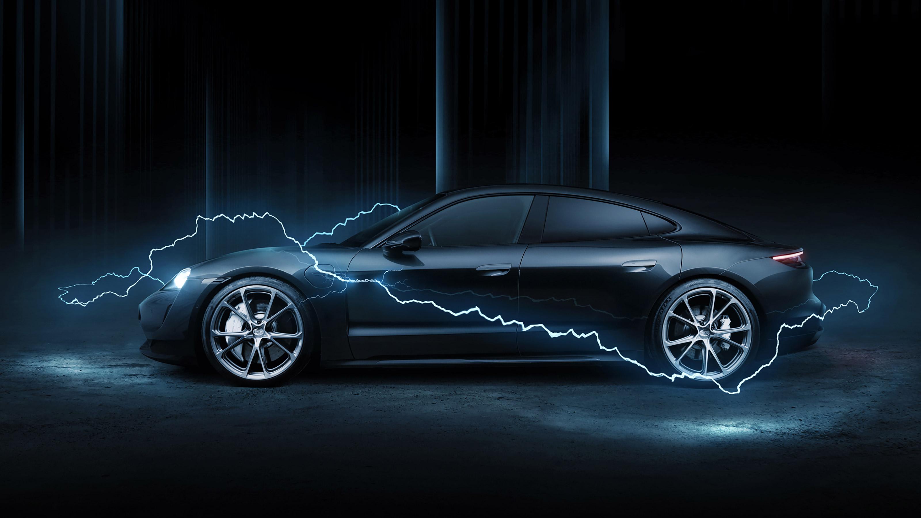 Porsche Taycan To Receive Aerodynamic Upgrades From Techart Evo