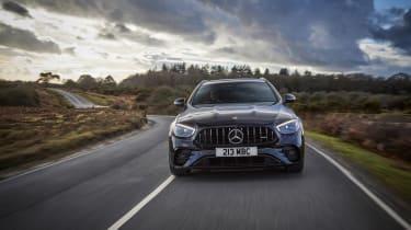 2021 Mercedes-AMG E53 4Matic+ Estate - nose