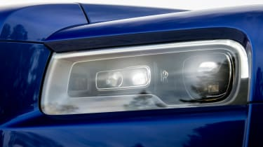 Rolls-Royce Cullinan headlight
