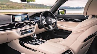 BMW 7-series 2019 cabin