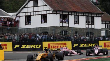 F1 Spa 2017 - renault