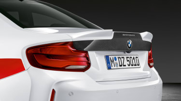 BMW M2 Competition M performance Parts – rear wing