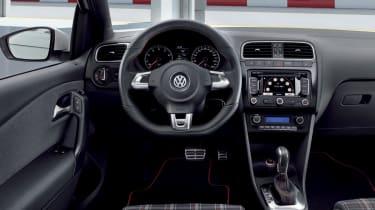 VW Polo GTI dash