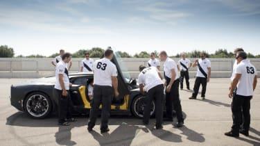 New Lamborghini supercar