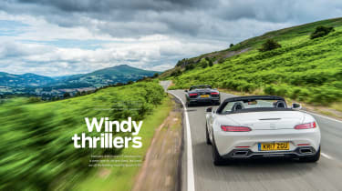 Mag preview 239 - AMG and R8