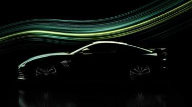 Aston Martin Vantage F1 Edition teased - teaser