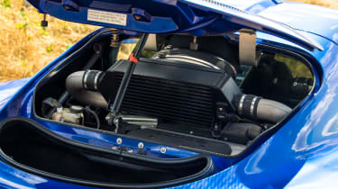 Lotus Exige S (S2) - engine
