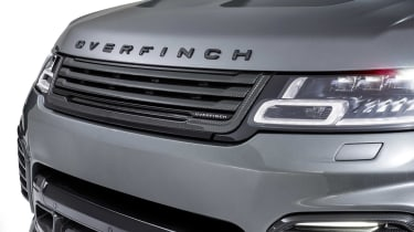 Overfinch Range Rover Sport front grille