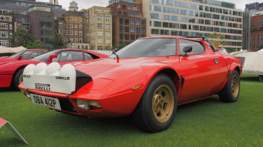 City Concours - Lancia Stratos