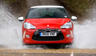 Citroen DS3 1.6 HDI 110 diesel review