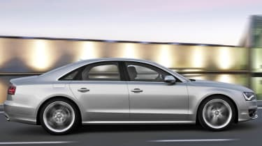 Audi S8 quattro