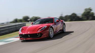 Ferrari 812 Superfast – front