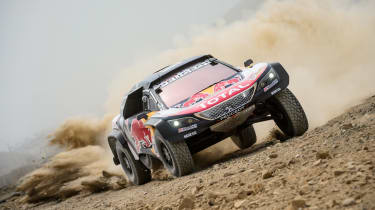 Peugeot 3008DKR Maxi – Dakar