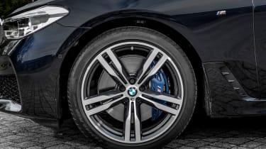 BMW 6-series GT 640i - wheels
