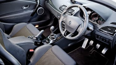 Renaultsport Megane 265 Cup interior