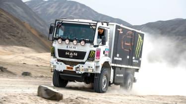 X-Raid truck