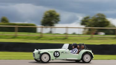 Caterham Seven SuperSprint goodwood