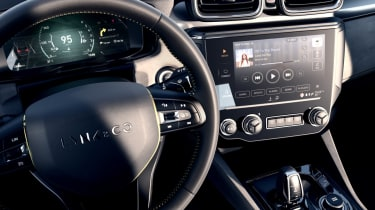Lynk & Co 03 Concept dashboard