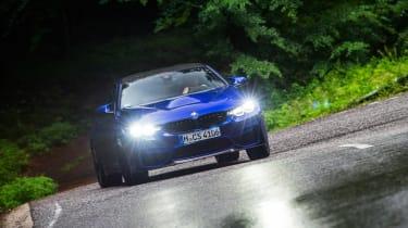 BMW M4 CS - front