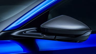Q by Aston Martin DB11 - door mirror