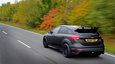 Ford Focus RS Mountune M400 - Rear