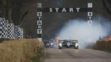 Goodwood Festival of Speed 2013 Bentley Le Mans car
