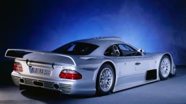Mercedes-Benz CLK-GTR AMG - Rear
