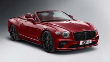 Bentley Continental GT Number 1 Edition front