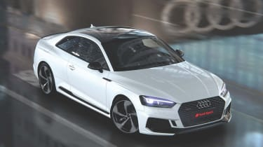Audi RS5 Audi Sport Edition Coupe