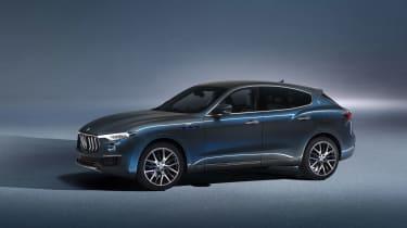 Maserati Levante hybrid – side
