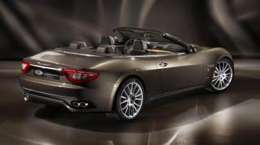 Maserati GranCabrio Fendi special edition