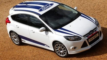 Ford Focus WTCC edition launched
