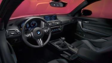 BMW M2 Competition Pack - evo dash