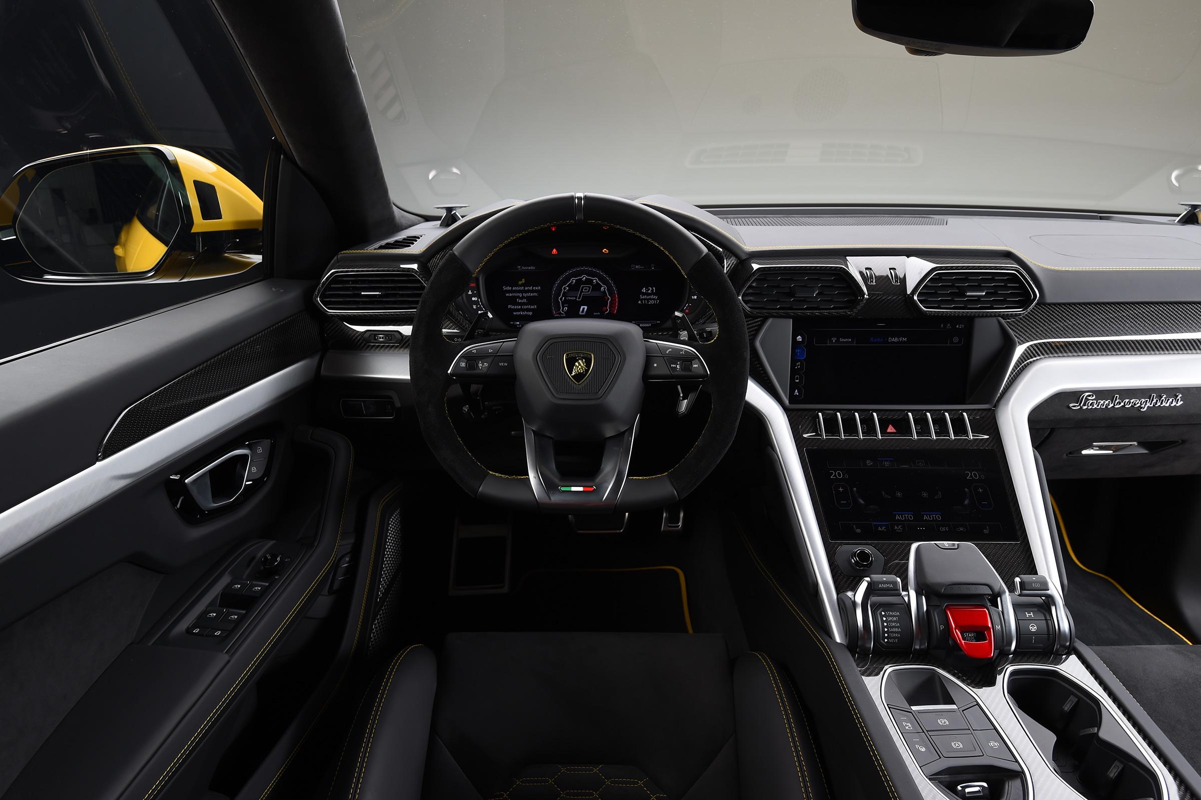 New Lamborghini Urus SUV revealed in full – due in 2018 | Evo