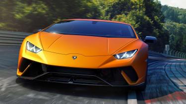 Lamborghini Huracan Performante - front