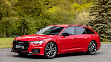 Audi S6 TDI - front quarter