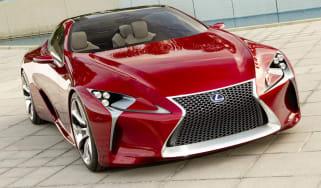 Lexus LF-LC sports car concept