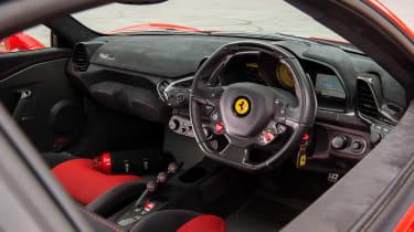 Speciale interior