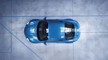 Alpine A110 - top