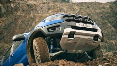 2019 Ford Raptor - climb