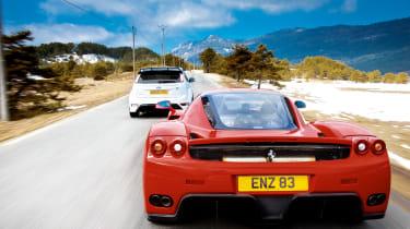 Enzo vs hatches - rear