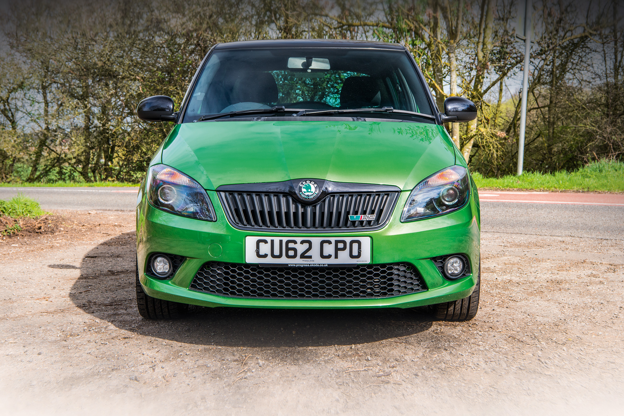 Skoda Fabia Vrs 2010 2014 Review Specs And Buying Guide Evo